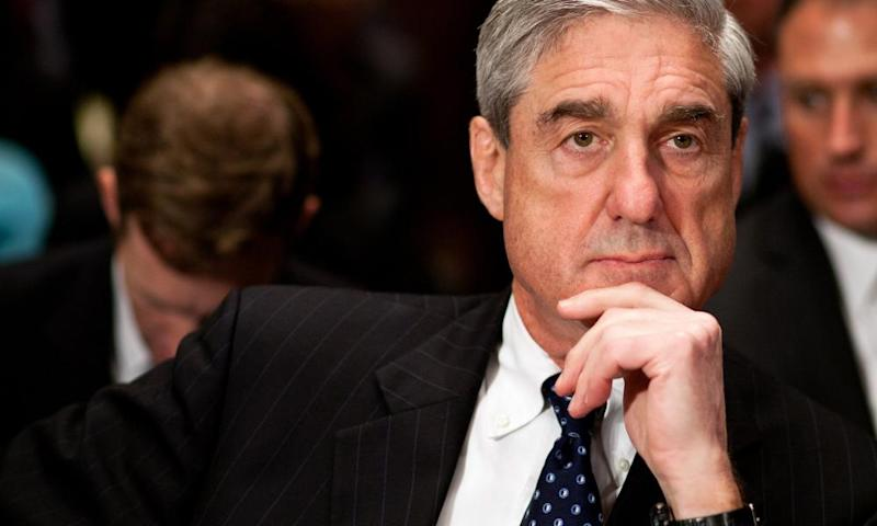 A theory among legal analysts says that special counsel Robert Mueller is actually releasing his report in chapters and excerpts right under Donald Trump's nose.