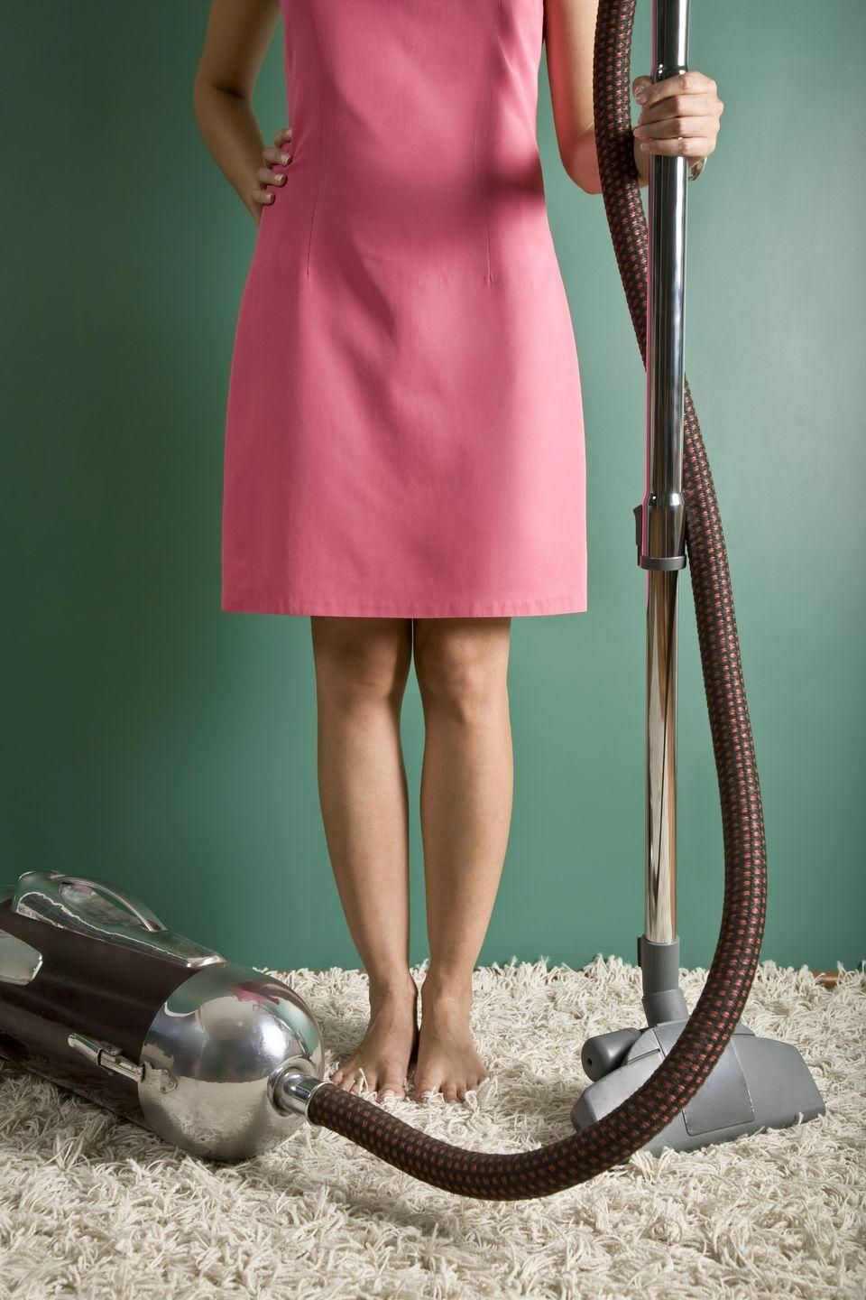 """<p>Who would have thought that old sweeper sitting forgotten in the corner of your basement could be worth something? Depending on the make and model, it could bring in the money. The proudly pink Hoover 738 from the 60s, for example, is selling for $499 on <a href=""""https://go.redirectingat.com?id=74968X1596630&url=https%3A%2F%2Fwww.ebay.com%2Fitm%2Fgroovy-Vintage-Mid-Century-60s-Model-728-Hoover-Convertible-Vacuum-Cleaner%2F293243147382%3Fhash%3Ditem4446a75476%253Ag%253AOWUAAOSwPu9dd9RG&sref=https%3A%2F%2Fwww.goodhousekeeping.com%2Flife%2Fg35334508%2Fvaluable-antiques-basement%2F"""" rel=""""nofollow noopener"""" target=""""_blank"""" data-ylk=""""slk:eBay"""" class=""""link rapid-noclick-resp"""">eBay</a>.</p>"""