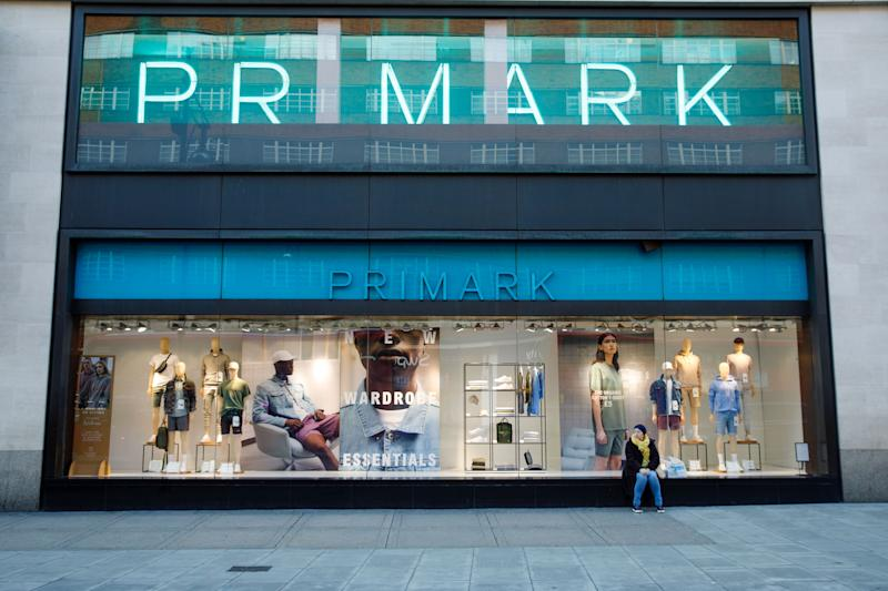 A Primark clothing store, operated by Associated British Foods. Photo: Luke MacGregor/Bloomberg