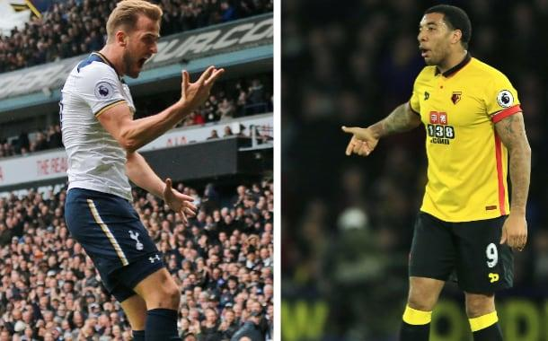 Tottenham vs Watford, Premier League