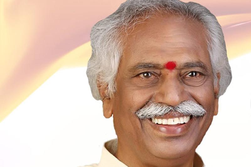 Congress, Federal Front Can't Take On the BJP, Says Bandaru Dattatreya Exuding Confidence For 300 Seats