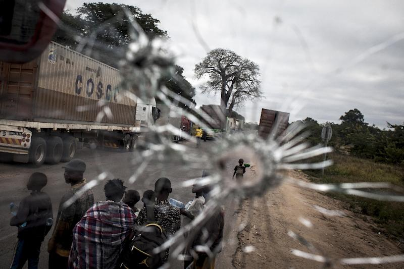 Thousands of people were forced to flee after Renamo rebels and government troops renewed a bloody cycle of violence between 2013 and 2016 (AFP Photo/JOHN WESSELS)