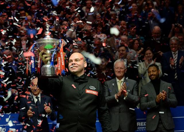 Snooker – Betfred World Championship – Day Seventeen – Crucible Theatre