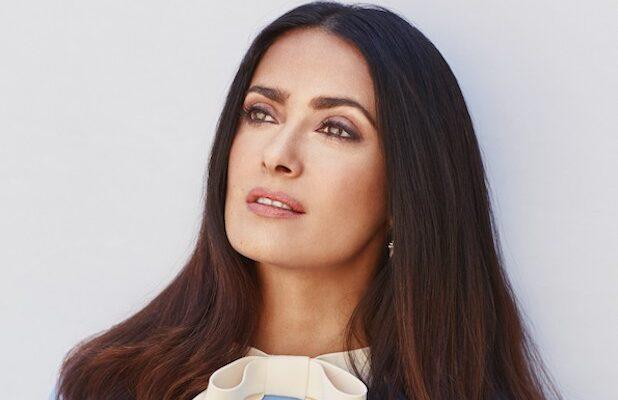 Salma Hayek Signs First Look Deal With HBO Max