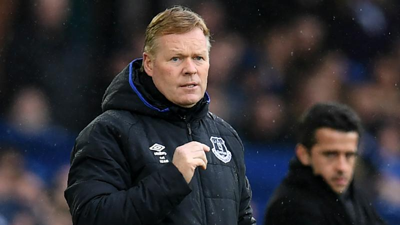 Everton boss Koeman stresses Europa League importance