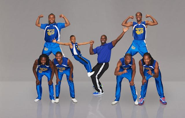 "Chicago Boyz Acrobatic Boys is one of the Top 60 acts on NBC's ""America's Got Talent"" Season 8."