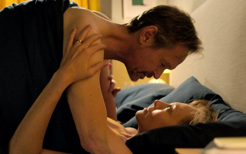 Steven Mackintosh and Toni Collette star in Wanderlust - 1