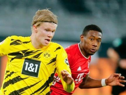 Erling Braut Haaland and David Alaba are targets for Chelsea (Getty)