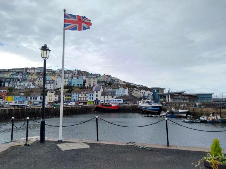 The British scallopers involved in the Seine Bay clashes are based in Brixham, home to 17,000 people, on the Devon coast