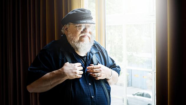 George R.R. Martin hopes to finish Winds of Winter in 2021
