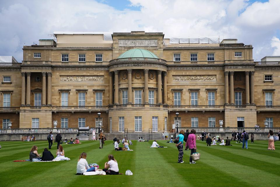 The Royal Collection Trust has published its annual accounts (PA Wire)