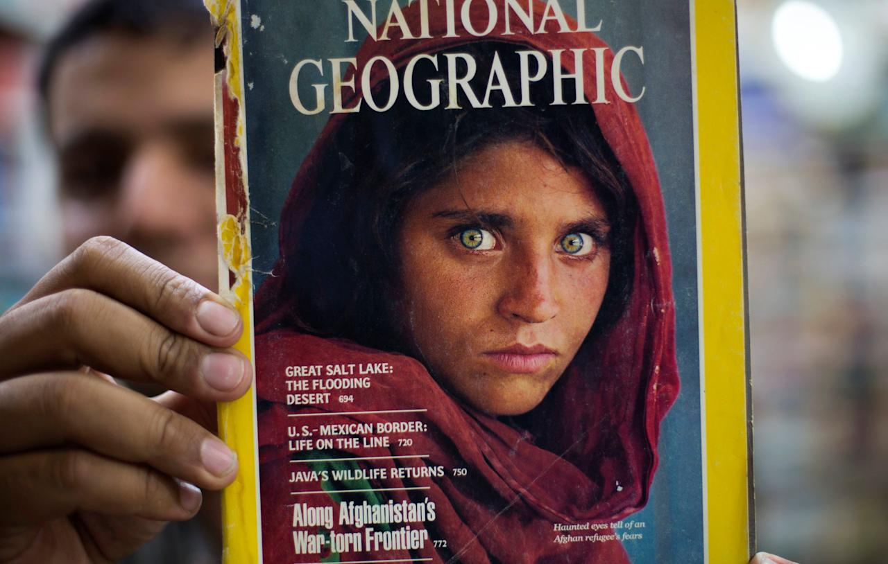 Sharbat Gula's troubles in Pakistan are part of a wider crackdown