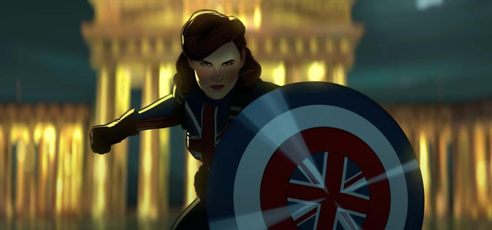peggy carter what if marvel