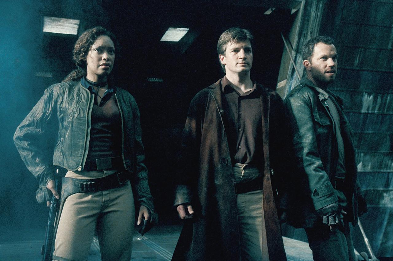 <p>Set 500 years in the future, this sci-fi series follows a rebellious crew of space pirates in the fallout of a universal civil war. If it sounds weird, that's because it is (but in the best kind of way), and we still haven't forgiven Fox for letting this one go in 2003 after only one season. </p>