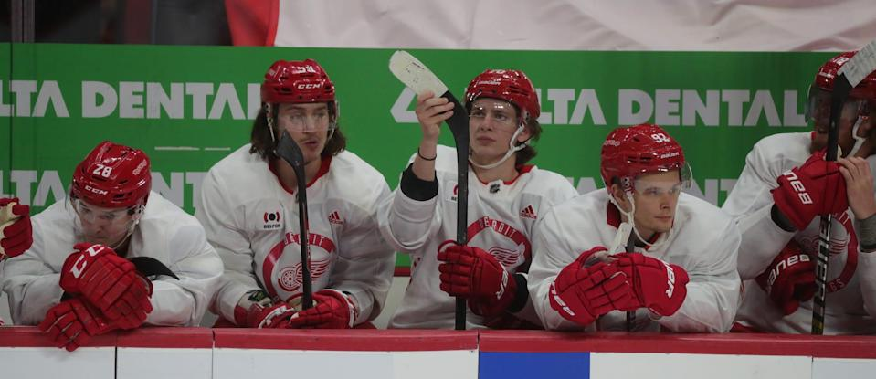 As the Detroit Red Wings prepare for their season opener, COVID-19 already has disrupted the 2021 NHL season.
