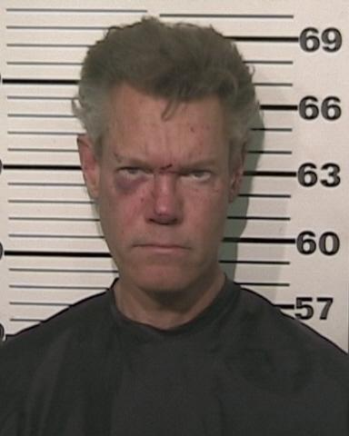 <b>Who:</b> Randy Travis  <br /><b>What:</b> Arrested naked for DWI<br /><b>Where:</b> Sherman, Texas<br /><b>When:</b> August 7, 2012<br />
