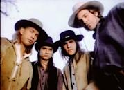 <p><strong><em>The Young Riders</em><br><br></strong>Nebraska isn't cranking out exciting TV shows, but this Western series from 1989 had a young Stephen Baldwin as a Pony Express rider. </p>