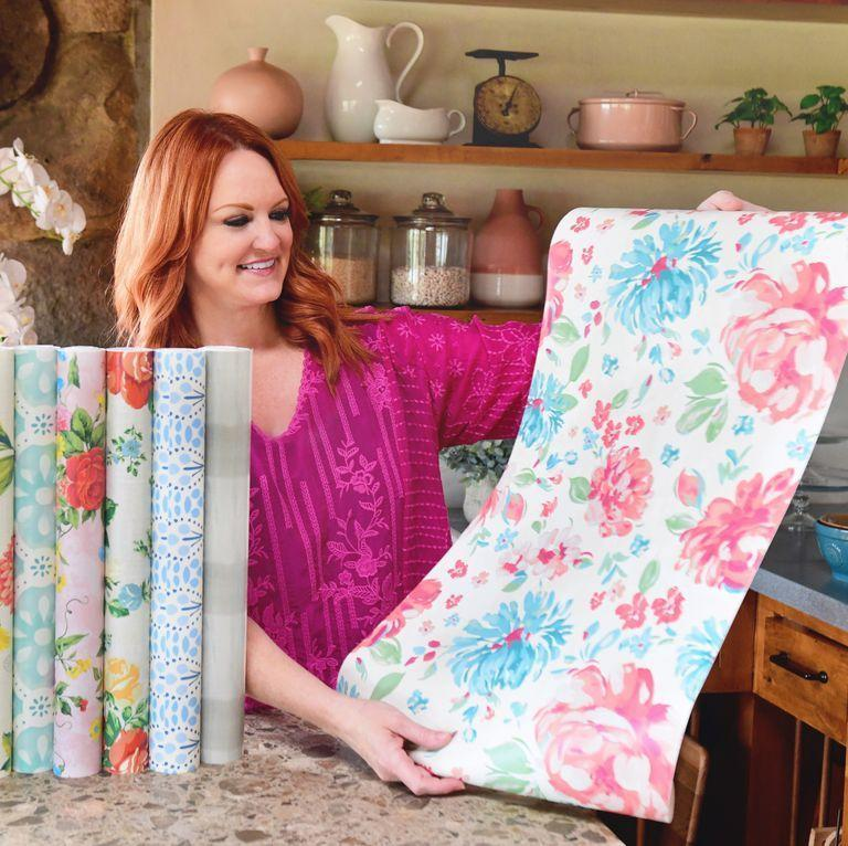 "<p>Wallpaper sometimes gets a bad rap, but today's patterns are a far cry from the granny-ish prints of the past. You can find wallpaper in any design under the sun (think lemons, palm leaves, and cheetah print), and there are so many great wallpaper décor ideas that take a fun pattern way beyond walls. Ree Drummond is a big fan of going big and bold with wall coverings: ""If you're going to wallpaper a room, you need to make it count,"" she says. ""Small calico patterns or subtle stripes won't do. Embrace the drama and movement!""<br></p><p>Ree even has her own line of peel-and-stick <a href=""https://www.thepioneerwoman.com/products/a34097284/the-pioneer-woman-wallpaper-walmart/"" rel=""nofollow noopener"" target=""_blank"" data-ylk=""slk:peel-and-stick vinyl wallpaper"" class=""link rapid-noclick-resp"">peel-and-stick vinyl wallpaper</a>, most of which feature her signature bright floral patterns. This temporary wallpaper is great because it gives you the chance to test drive wallpaper décor ideas without fully committing, and it's the perfect quick makeover for renters (no wall damage here!). Peel-and-stick can also be an affordable way to get the luxe look of wallpaper without springing for pricey rolls. <br><br>If you're looking to make a huge statement, you can do the traditional thing and put wallpaper on your walls—but you might also want to consider looking up! Wallpaper can transform a ceiling and is one of the most unexpected ways to add color and pattern to a room. If you're looking for a smaller project, check out creative wallpaper décor ideas like the revamped file cabinet and picture frames here. Really, there's no end to how you can decorate with wallpaper, so here's a little inspiration for your next project. And while you're in home makeover mode, check out how to <a href=""https://www.thepioneerwoman.com/home-lifestyle/decorating-ideas/a34932478/how-to-paint-a-room/"" rel=""nofollow noopener"" target=""_blank"" data-ylk=""slk:paint a wall"" class=""link rapid-noclick-resp"">paint a wall</a> and how to create a <a href=""https://www.thepioneerwoman.com/home-lifestyle/crafts-diy/a33011389/how-to-make-a-chalkboard-wall/"" rel=""nofollow noopener"" target=""_blank"" data-ylk=""slk:chalkboard wall"" class=""link rapid-noclick-resp"">chalkboard wall </a>(it's easier than you think).</p>"