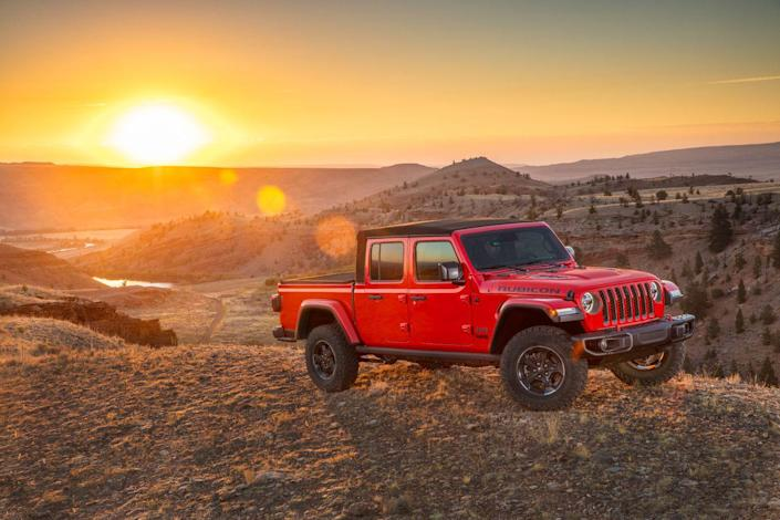 <p>Jeep is keenly aware that its bread is buttered with the anachronism of stick axles, but that, alas, is a Jeep thing, endowing the Wrangler lineup and the Gladiator with usable suspension articulation and supreme off-road capability.</p>
