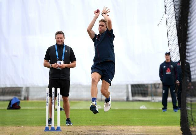 Olly Stone is in line for promotion to the Test team on Friday.