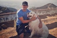 """<p>""""He was love. He was healing. He was the center of our little universe and our best friend,"""" <a href=""""https://people.com/pets/james-marsden-dog-buddy-dead/"""" rel=""""nofollow noopener"""" target=""""_blank"""" data-ylk=""""slk:James Marsden wrote of his late dog Buddy"""" class=""""link rapid-noclick-resp"""">James Marsden wrote of his late dog Buddy</a> on Instagram on Feb. 16.</p> <p>""""Rest In Peace, our sweet Buddy, and we will meet again. ❤️,"""" Marsden added.</p>"""