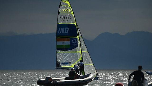 In sailing, India's Varun Thakkar and India's Ganapathy Kelapanda finished 18th in the men's 49er Race 1. AFP