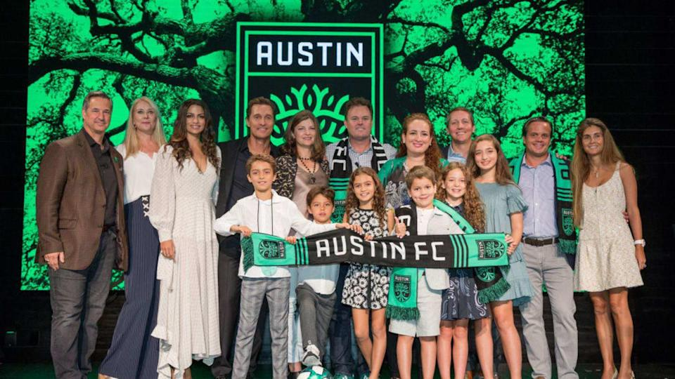 Austin FC Special Announcement Press Conference | Rick Kern/Getty Images