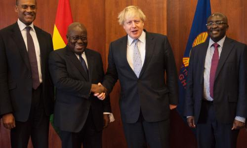 UK channels aid budget as it seeks closer ties with Africa post-Brexit