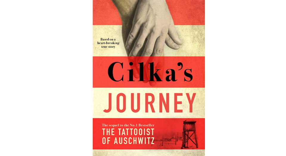 The eagerly awaited sequel to The Tattooist Of Auschwitz is here. [Photo: Amazon]