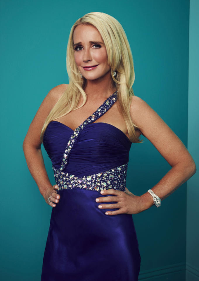 """Kim Richards in """"The Real Housewives of Beverly Hills"""" Season 3."""