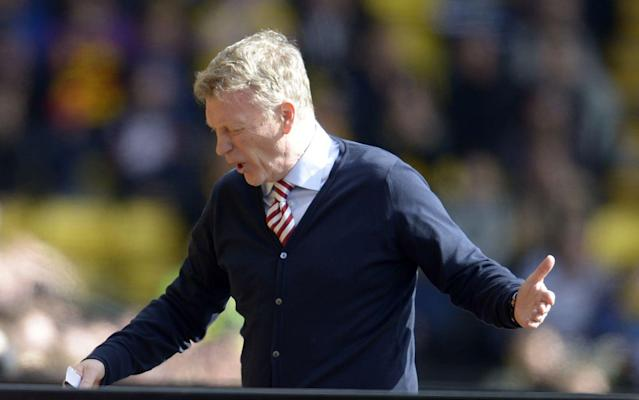Sunderland have won only once since December 17, and have not scored for 495 minutes - Rex Features