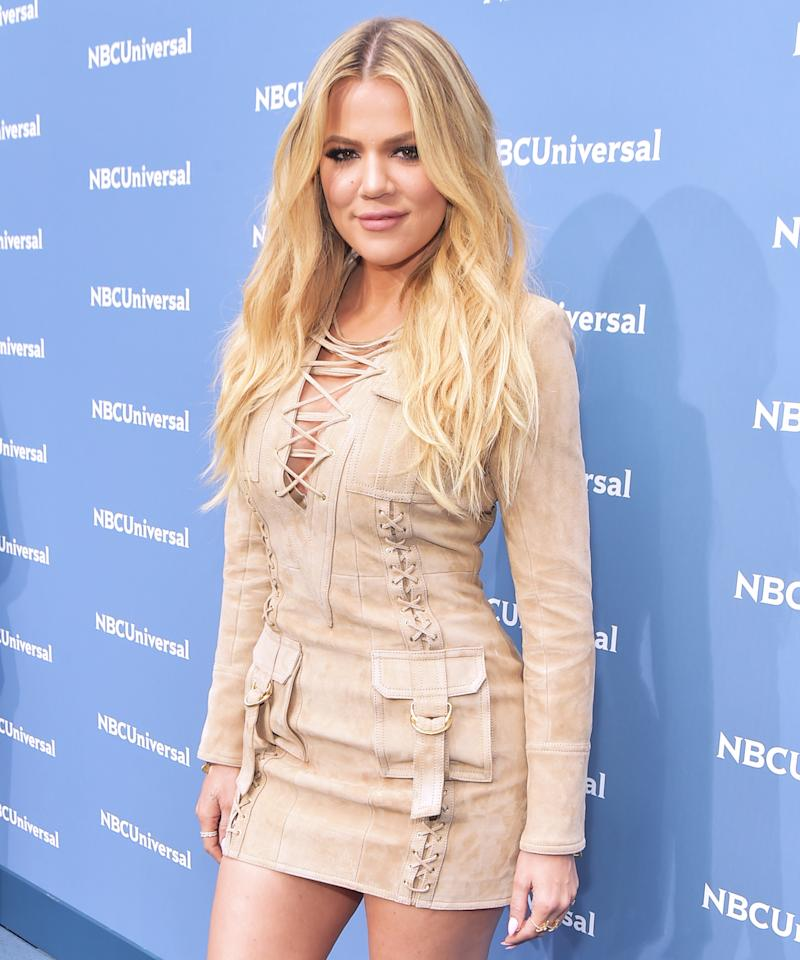 Khloe Kardashian: 'No one cares about my divorce!'