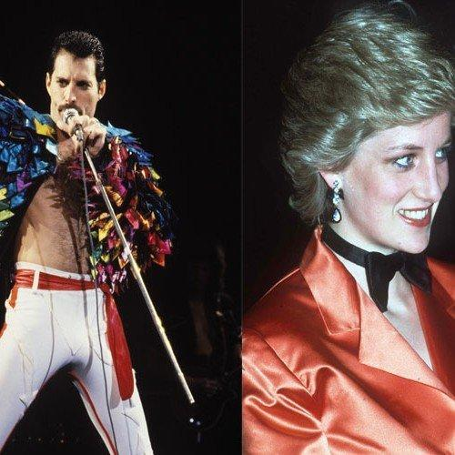 Image Source: Getty / Steve Jennings / Anwar Hussein For many fans, Queen's operatic rock music is an escape - a passport to a world with zero judgment and catchy chants. For Princess Diana, it was a literal escape - one that included drag, reruns of Golden Girls, and 20 minutes at a gay bar.