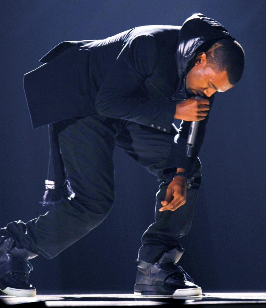 'It was the first shoe to have the same level of impact as an Air Jordan,' West told Forbes in 2009.