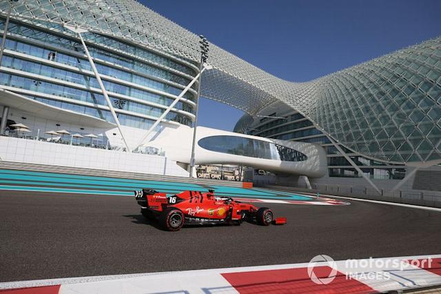 """Charles Leclerc, Ferrari SF90 <span class=""""copyright"""">Jerry Andre / Motorsport Images</span>"""