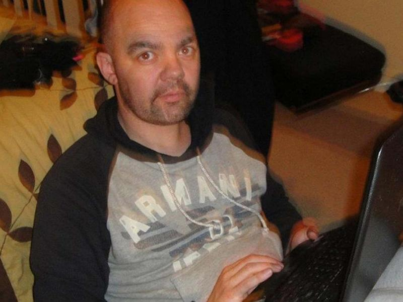 Anthony Grianger was shot in the chest while behind the wheel of a stolen Audi in Cheshire in March 2012: IPCC/PA