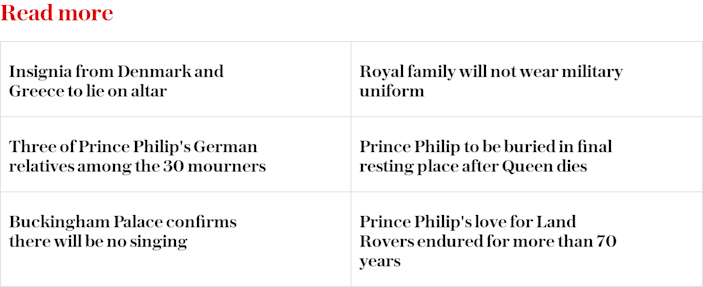 Prince Philip funeral 2
