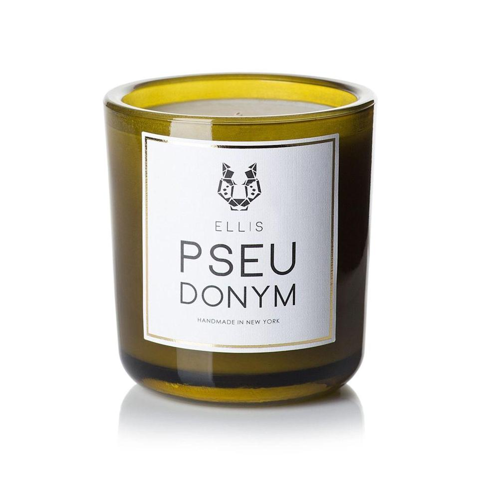 I believe this was the first scented candle I ever fell in love with. It's inspired by the D.H. Lawrence poem Figs and is as addictive as it is warm. It uses notes of bergamot, pepper, Capri fig, jasmine, violet, and sandalwood, and after you smell it once you'll be hooked.