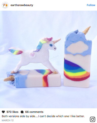 Rainbow Unicorn Soap Exists and It's Magical