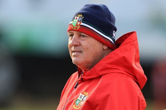 Britsh and Irish Lions head coach Warren Gatland has made six changes for the series decider against South Africa