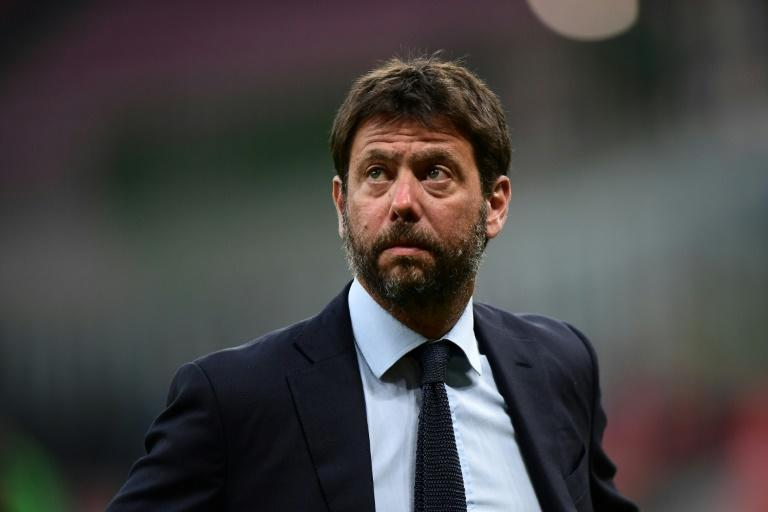 Juventus supremo Andrea Agnelli is also the chairman of the powerful European Club Association