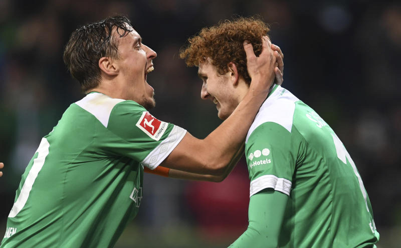 United States teenager Sargent scores with first Bundesliga touch