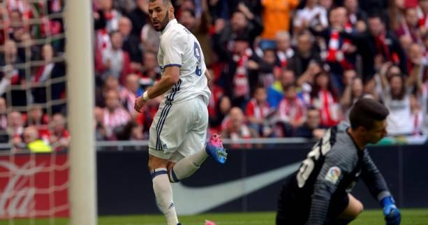 Foot - ESP - 28e j. - Le Real Madrid assure l'essentiel face à l'Athletic Bilbao