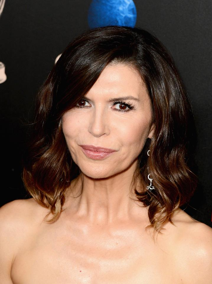 BEVERLY HILLS, CA - JUNE 16:  Actress Finola Hughes attends The 40th Annual Daytime Emmy Awards at The Beverly Hilton Hotel on June 16, 2013 in Beverly Hills, California.  (Photo by Mark Davis/Getty Images)