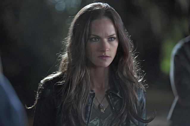 Rikki Naylor (Kelly Overton) is part of Alcide's wolf pack and his current love interest, but as tensions rise between the fangs and the fang-nots, she questions his actions as pack leader, worried that the government will figure out that the lycanthropes exist and make them enemy No. 2.
