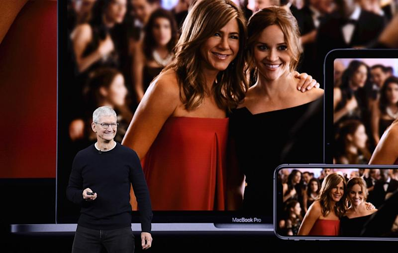 Apple Says TV+ Service Won't Harm Results, Rebutting Goldman