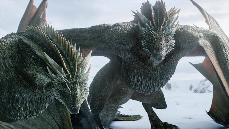 A Quick Refresher on the History of Dragons on Game of Thrones