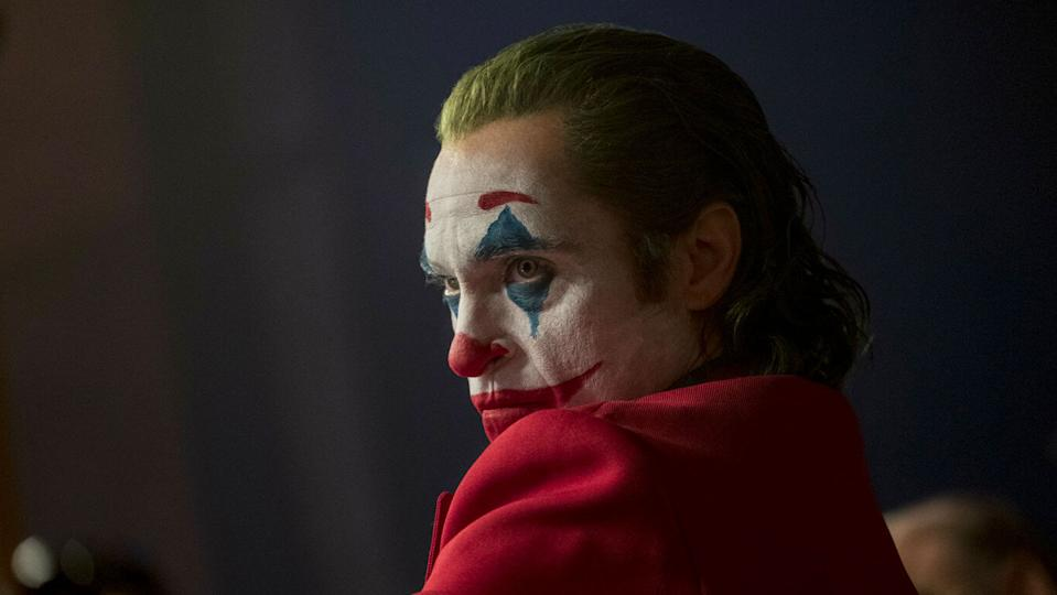 Joaquin Phoenix as Arthur Fleck in 'Joker'. (Credit: DC/Warner Bros)