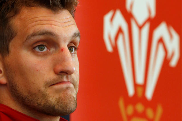 FILE PHOTO: Rugby Union - Wales Press Conference - Oatlands Park Hotel - Britain - October 15, 2015 Wales' Sam Warburton during the press conference Action Images via Reuters/Andrew Boyers/File Photo
