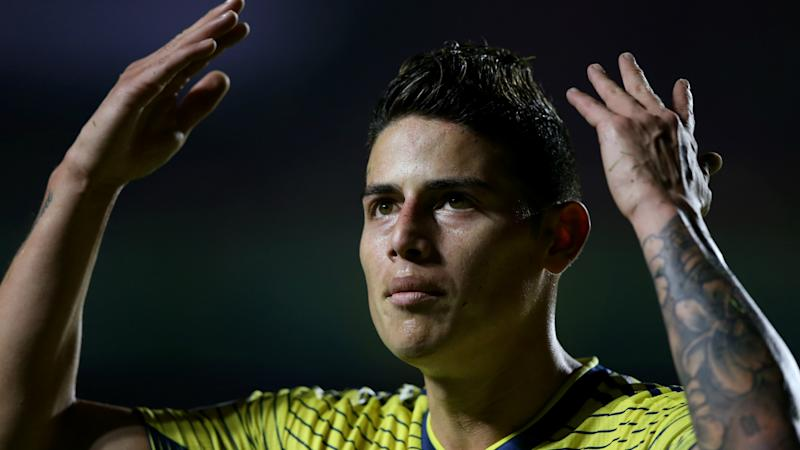 Colombia v Paraguay: James warns there is a long way to go